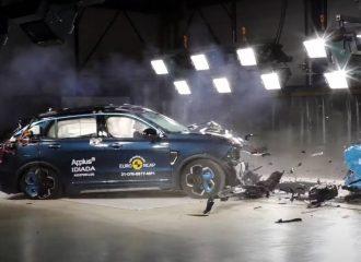 Έβρεξε αστέρια στα crash tests του Euro NCAP (+video)