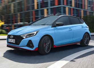 Ο «καυτός» εξοπλισμός του Hyundai i20 N Performance