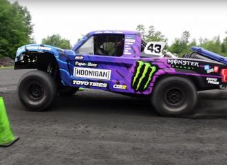 O Ken Block δίνει πόνο με τα 4 Rally Cars του!(+video)