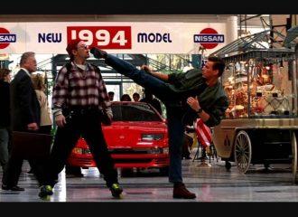Όταν ο Βαν Νταμ «πλάσαρε» το Nissan 300ZX (+video)