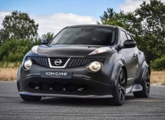 Πωλείται Nissan Juke 700 ίππων με μοτέρ GT-R