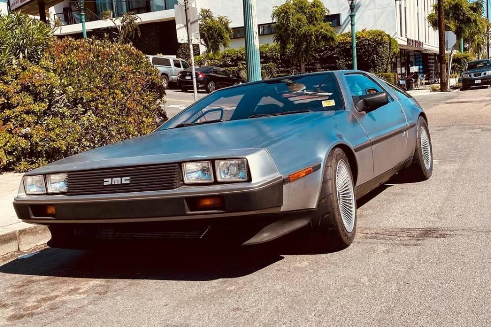 DeLorean με μοτέρ Kia και 630 ίππους! (+video)