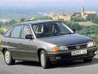 Ποια πρωτιά κρατάει το Opel Astra F;