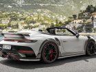 Καμπριολέ κτήνος 800HP η Techart Porsche 911 Turbo