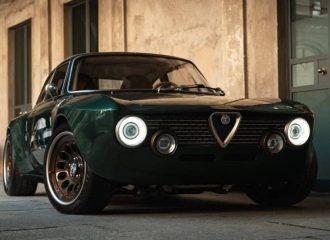 Ονειρική νέα Alfa Giulia GT 2.9 V6 και 313 χλμ./ώρα!