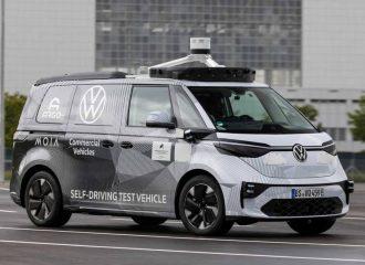 Νέο VW ID. Buzz AD Concept πάει μόνο του
