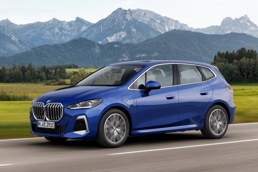 Επίσημο: Αυτή είναι η νέα BMW Σειρά 2 Active Tourer!