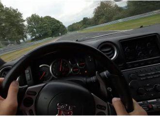 Πώς πάει Nissan GT-R 180.000 χλμ. στο Nurburgring;