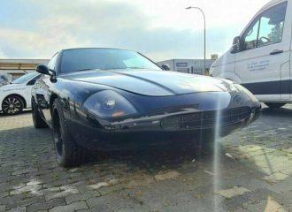 «Κακοποιημένη» BMW 850i έγινε Fiat Barchetta
