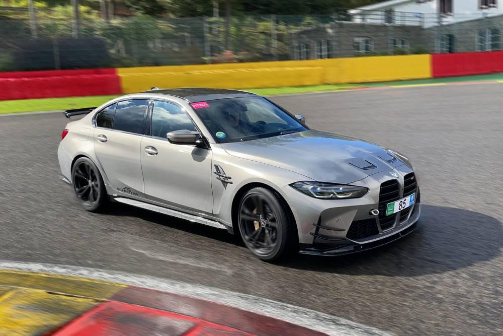 Η ισχυρότερη BMW M3 στα χρονικά της AC Schnitzer