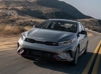 Αιχμηρό και φουλ της τεχνολογίας το νέο Kia Forte!