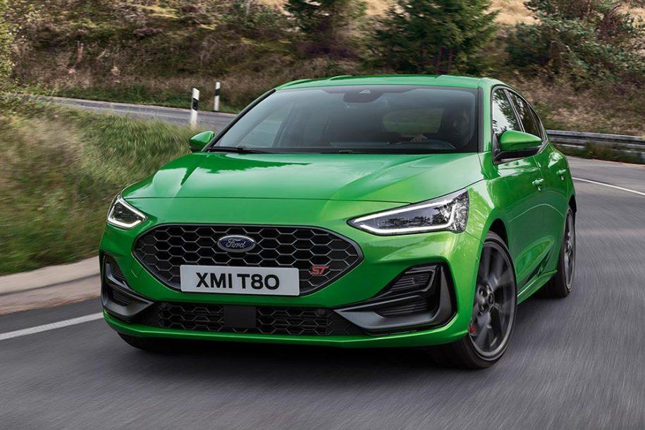 Νέο Ford Focus με καινούργιο κιβώτιο και τεχνολογίες