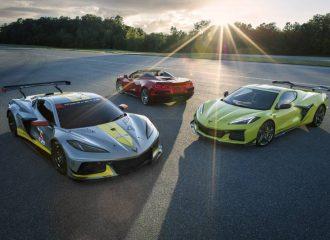 «Στρίγγλα» με ιστορικά ρεκόρ η νέα Corvette Z06