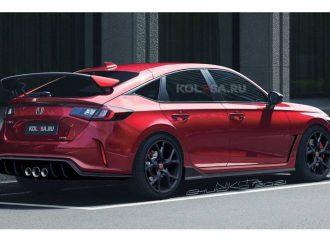 Το νέο Honda Civic Type R «οπλίζει»