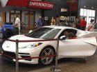 95χρονος «έφηβος» αγόρασε ολοκαίνουργια Corvette!