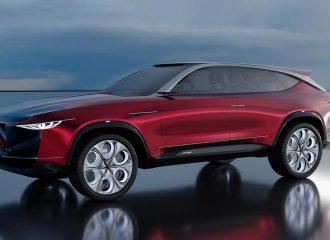 Alfa Romeo Vassago: Ηλεκτρικό και premium SUV!
