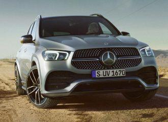Με mild hybrid κινητήρα η diesel Mercedes GLE 300d!