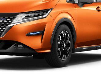 Νέο μικρό υβριδικό Crossover από τη Nissan