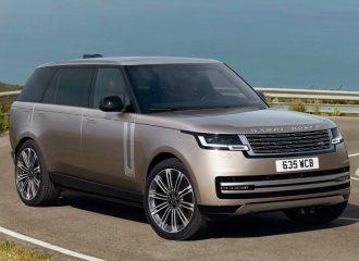 Nέο Range Rover με βασιλικές ανέσεις και τεχνολογία