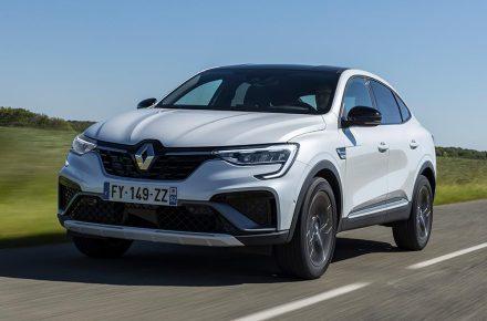 Οι τιμές του Renault Arkana στην Ελλάδα