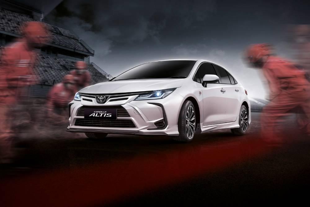 Νέο και νικηφόρο Toyota Corolla Nurburgring