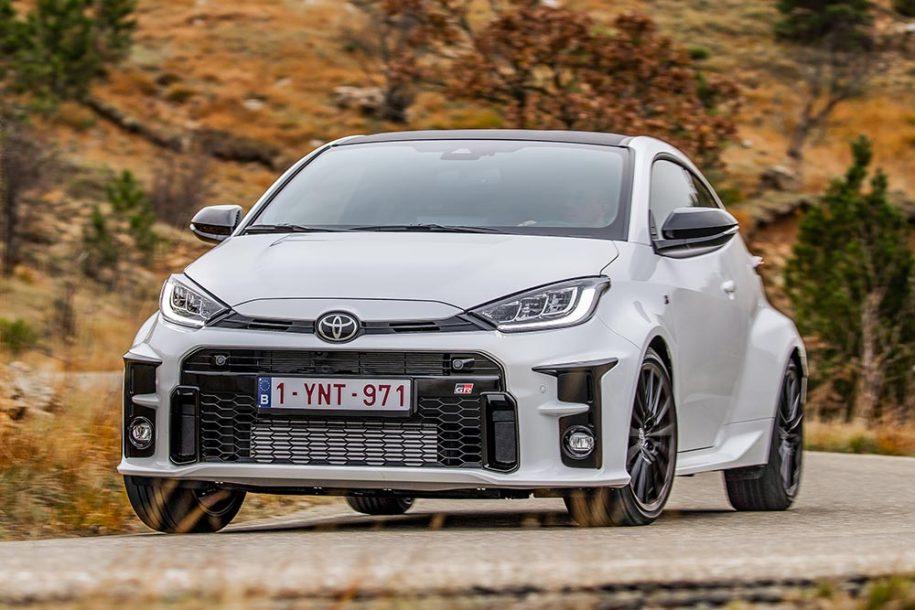 Που πωλείται 17.865€ φθηνότερα το Toyota GR Yaris;