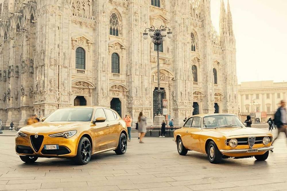 Η Alfa Romeo GT Junior αναβιώνει… ως Stelvio!