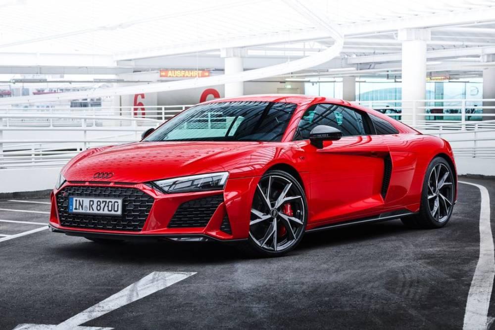 Νέο πισωκίνητο Audi R8 Performance με 570 ίππους
