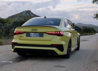 Καταπέλτης 3,1 δλ. στο 0-100 το νέο Audi RS 3! (+video)
