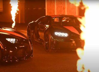 Πυρ και μανία οι Bugatti Chiron SS 300+ (+video)