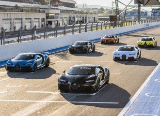 Τελειώνουν οι διαθέσιμες Bugatti Chiron