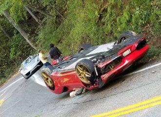 Τα «πάνω κάτω» ήρθαν για Ferrari 488 Pista