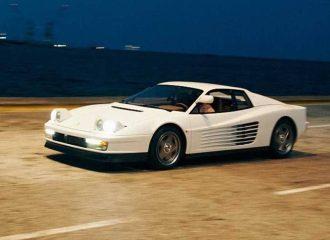 Νέα Ferrari Testarossa 510HP και 324 χλμ./ώρα