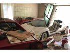 Γιαγιά φύλαγε σε γκαράζ Countach και Ferrari!
