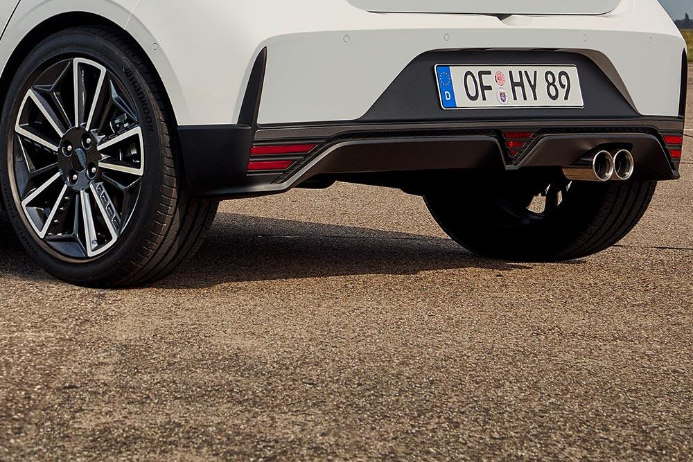 Νέο σπορτίφ αυτοκίνητο με τιμή από 17.190 ευρώ