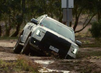 Στο «στίβο μάχης» το νέο Ford Ranger (+video)